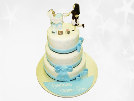 Baby Shower Cakes-BS22