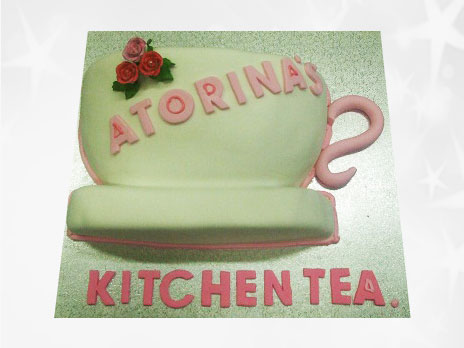 Kitchen Tea Cakes-K03