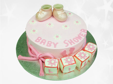 Baby Shower Cakes-BS14