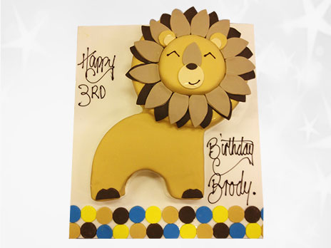 Novelties Cakes-N40