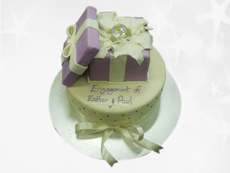 Greenwich Engagement Cakes