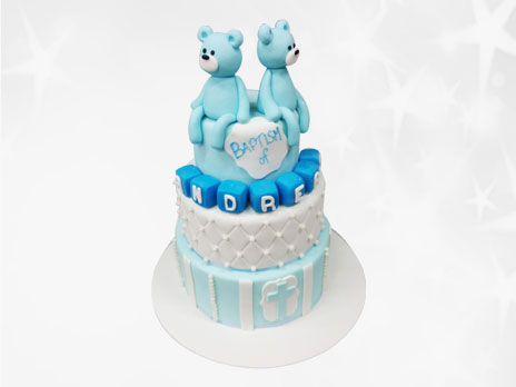 Christening Cakes-CH11