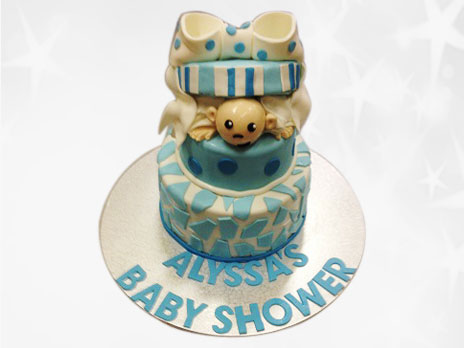 Baby Shower Cakes-BS05