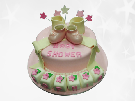 Baby Shower Cakes-BS11