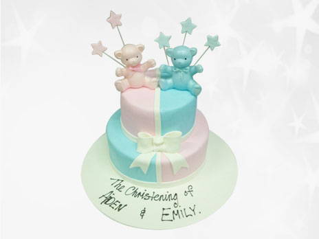 Christening Cakes-CH02