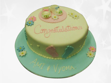 Baby Shower Cakes-BS24
