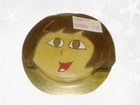 Novelties Cakes-N319