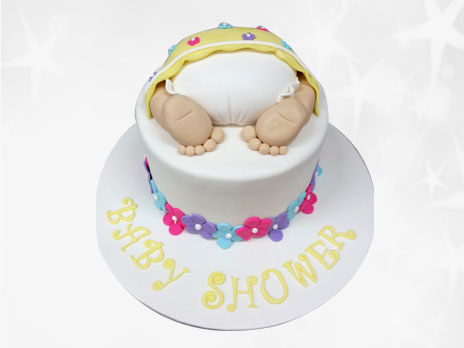 Baby Shower Cakes-BS28