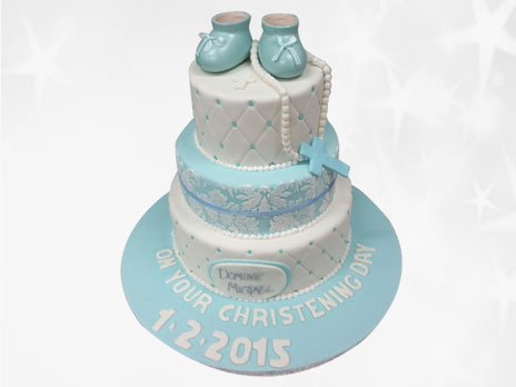 Christening Cakes-CH04
