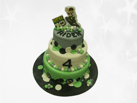 Novelties Cakes-N281