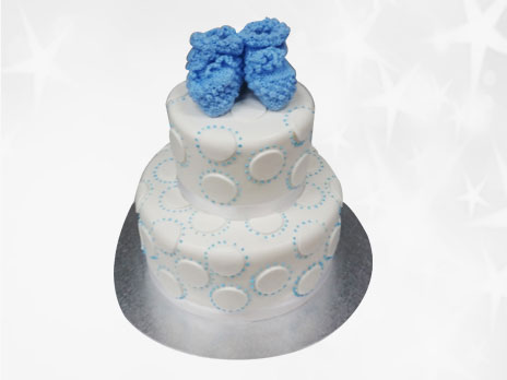 Baby Shower Cakes-BS33