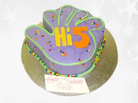 Novelties Cakes-N241