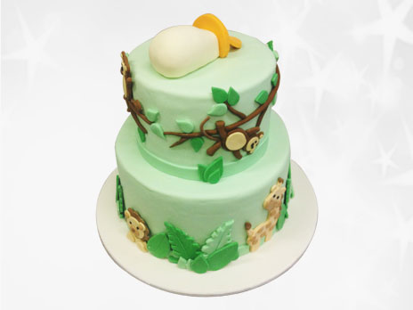 Baby Shower Cakes-BS04