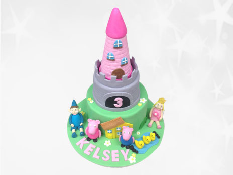 Novelties Cakes-N337