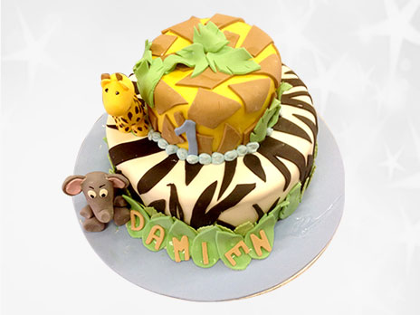 Novelties Cakes-N175