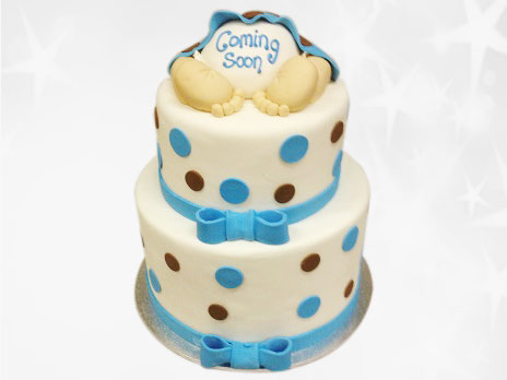 Baby Shower Cakes-BS15