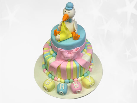 Baby Shower Cakes-BS50