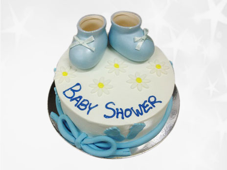 Baby Shower Cakes-BS17