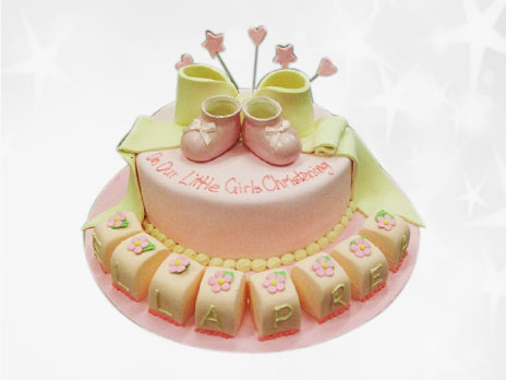 Christening Cakes-CH01