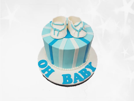 Baby Shower Cakes-BS48