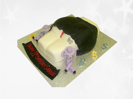 Novelties Cakes-N263