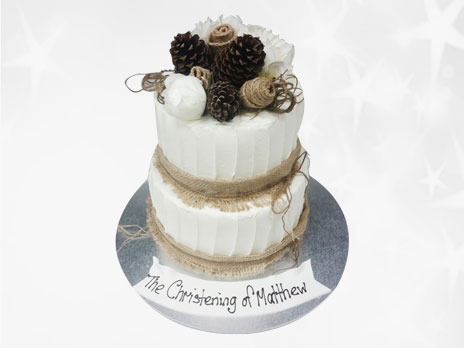 Christening Cakes-CH12