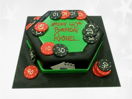 Novelties Cakes-N120